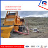 Hydraulic Concrete Pump with Mixer