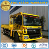 Auman 5 T Telescopic Straight Boom Crane 7t Truck with Crane