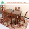 Famous Design Modern Dining Room Set, Mix Color Elegant Furniture Dining Room Tables
