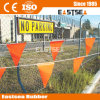 Cheap Traffic Bunting Line Traffic Orange Warning Flag