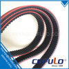 Coating Timing Belt with Red Color