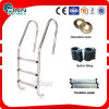 FL Stainless Plastic 2-5 Steps Swimming Pool Ladder