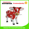 Children Porcelain Gift Christmas Cow Statue for Saving Box