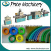 Single Wall PVC Garden Corrugated Pipe Production Plastic Extrusion Machine Making Line