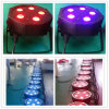 5PCS 5X10W RGBW 4in1 LEDs IP20 Disco Mega PAR Light