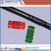 PE Pressure Compensation Dripline for Irrigation System Flat Dripper Column Drip Pipe