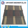 Wood Type Galvalume Steel Sheet Stone Coated Metal Roof Tile