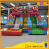 Newest Inflatable Product Cheap Inflatable Ocean Water Slide with Air Blower for Sale (AQ01754)