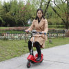 Brushless Hub Motor Electric Scooter with Lithium Battery
