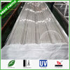 Polycarbonate Transparent Corrugated Sheets 0.8mm 1mm PC Corrugated Sheet Panel
