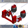 13 Tons Air Ride Suspension with Twin Leaf Spring Arm for Trailer and Truck