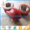 Stainless Steel Bearing Red Polyurethane Roller PU Roller