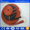 High Temperature Resistant Silicone Coated Fire Sleeve
