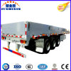 Best Selling Customized 3 Axle Side Wall/Sidewall Utility Trailers for Transportation Selling at Reasonable Price