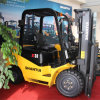 Container RC Diesel Engine Forklift Truck with Japan Isuzu Engine