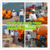 China Best Automatic Electric Concrete Mixer Pump