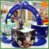 Factory Price Customed Fabric Desk Counter for Promotion (TJ-0035)