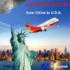 Air Freight From China to Seattle (U. S. A.)