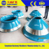 High Manganese Wear Part Cone Crusher Bowl Liner