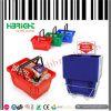 Supermarket Equipment Grocery Store Plastic Shopping Basket