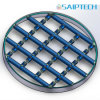 Multiple Downcomer Tray for Extreme Capacity Requirement