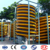 Gravity Separator Spiral Chute for Ore Concentrator Chrome Wash Plant