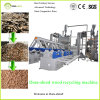 Dura-Shred Low Cost Milling Machine for Wood Waste