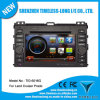 2 DIN Car DVD Player with GPS, RDS, Bluetooth, iPod