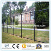 Outdoor Powder Coated Galvanized Metal Fence/Steel Fence