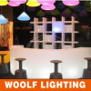 Modern LED Lighted Furniture Commercial Bar Table