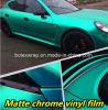 Matte Chrome Ice Film, Tiffany Blue Matte Chrome Vinyl Film for Vehicle Wrapping