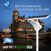 LED 60W Solar Street Light Garden Lamp with Motion Sensor