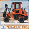 Low Price China 3m Lifting Height 3000kg Cross-Country Diesel Forklift