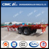 Cimc Huajun 2axle 40FT Skeletal Semi Trailer