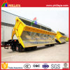 Interlinked Double Boxes Side Dump Tipper Semi Trailer