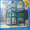 China Supplier Guide Rail Type Hydraulic Telescopic Mast Lift Platform