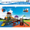 Children Play Center Outdoor Slide Playground HD-Tsh001