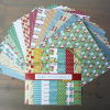 Custom 6X6inch Custom Printing Scrapbooking Paper Pad