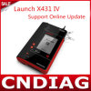 Launch X431 IV Auto Scanner X431 Gx4 X-431 Master Update Version Support 12V/24V (SP151)