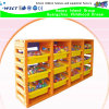 High Quality Plastic Toy Storage Cabinet for Sale (HB-04005)