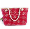 The New Female Bag Casual Canvas Bag Shoulder Bag Female Personality to Carry Handbags
