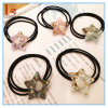5 Colors Plastic Star Shape Hair Bands with Shell