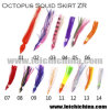 Wholesale High Quality Soft Plastic Squid Fishing Lure