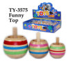 Wooden Funny Top Toy