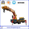 Lorry Mounted Crane Lifting Equipment
