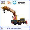 Lorry Mounted Crane Lifting Equipment