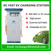 Safe & Stable Electric Vehicle Charging Station