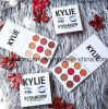 Kylie The Burgundy Kyshadow 9 Colors Makeup Eye Shadow Palette