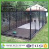 Metal Custom Made Durable Black Powder Coat Finish Dog Cage