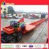 4 Axles Flabed Wind Blade Transport Extendable Trailer